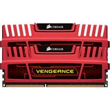 8GB Corsair Vengeance rot DDR3-1600 DIMM CL8 Dual Kit