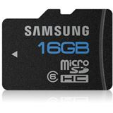 16 GB Samsung Kit Essential microSDHC Class 6 Retail inkl. Adapter