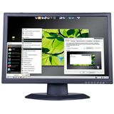 "22"" (55,88cm) Faytech Touchscreen-Monitor schwarz 1920x1200 1xHDMI 1.3/1xVGA/1xDVI/1x4-Pin Mini Din S-Video"