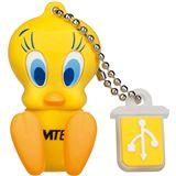 4 GB EMTEC Tweety Loony Tunes gelb USB 2.0