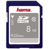 8 GB Hama High Speed Gold SDHC Class 10 Bulk