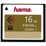 16 GB Hama High Speed Compact Flash TypI 600x Bulk