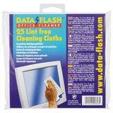 Kleinmann DataFlash Bildschirm Reinigungstücher 25 Stück