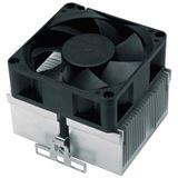 EKL Aluminiumkühlkörper für Intel / AMD Topblow Kühler
