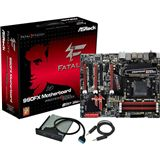 ASRock Fatal1ty 990FX Professional AMD 990FX So.AM3+ Dual Channel