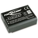 Ansmann A-Canon LP E10 LI 7.4V/ 1000mAh