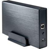 "Revoltec Alu-Line III EX307 3.5"" (8,89cm) USB 3.0 schwarz"