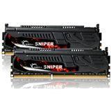 16GB G.Skill SNIPER LV DDR3L-1600 DIMM CL9 Dual Kit