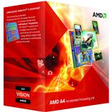 AMD A4 Series A4-3400 2x 2.70GHz So.FM1 BOX