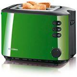 Severin Automatik-Toaster 850WAT 2570 grün-sw