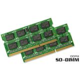 8GB Mach Xtreme Technology Value DDR3-1333 SO-DIMM CL9 Dual Kit