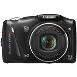 Canon Powershot SX150 IS BLK
