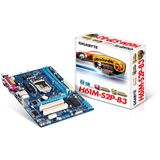 Gigabyte GA-H61M-S2P-B3 Intel H61 So.1155 Dual Channel DDR3 mATX