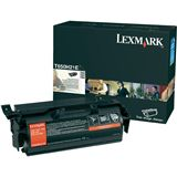 Lexmark Tonerpatrone - T650H31E - schwarz