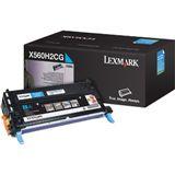 Lexmark Toner X560H2CG cyan