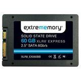 "60GB Extrememory XLR8 2.5"" (6.4cm) SATA 6Gb/s MLC synchron"