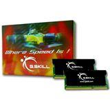 8GB G.Skill SK Series DDR3-1600 SO-DIMM CL9 Dual Kit