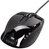 Hama Optische Maus Cino USB schwarz (kabelgebunden)