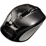 Hama Milano Optical Mouse USB schwarz (kabellos)