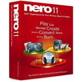 Nero Nero 11 32/64 Bit Multilingual Brennprogramm Vollversion PC (DVD)