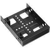 Xigmatek 3,5 Zoll zu 2,5 Zoll HDD/SSD Adapter