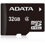 32 GB ADATA Turbo microSDHC Class 4 Retail