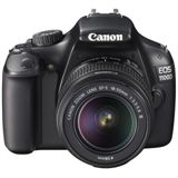 Canon EOS 1100D Kit inklusive EF-S 18-55 mm f/3.5-5.6 IS + EF 75-300