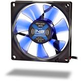 Noiseblocker NB-BlackSilentFan XC1 80x80x20mm 1700 U/min 18 dB(A)