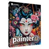 Corel Painter 12.0 32/64 Bit Deutsch Grafik Update PC/Mac (DVD)