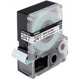 Epson LC-6TBN9 transparent Etikettenkassette (1 Rolle (2.4 cm x 9 m))