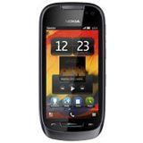 Nokia 701 light silver - NFC