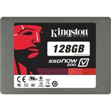 "128GB Kingston SSDNow V200 2.5"" (6.4cm) SATA 6Gb/s MLC asynchron"