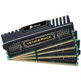 32GB Corsair Vengeance schwarz DDR3-1866 DIMM CL10 Quad Kit