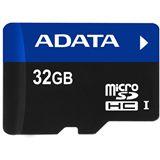 32 GB ADATA Serie microSD UHS-I Bulk inkl. Adapter
