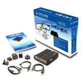 Sapphire VID-2X DisplayPort Grafikkonverter für 2x DVI (4L000-02-40G)