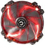 BitFenix Spectre Pro LED rot 200x200x25mm 900 U/min 27.5dB(A)