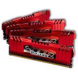 32GB G.Skill RipJawsZ DDR3-2133 DIMM CL11 Quad Kit
