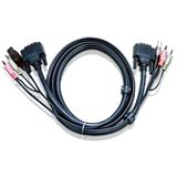 ATEN Technology 2L-7D03UI DVI for KVM 3m