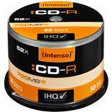 Intenso CD-R 700 MB 50er Spindel (1001925)