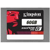 """60GB Kingston SSDNow V+ 200 2.5"""" (6.4cm) SATA 6Gb/s MLC"""
