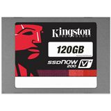 "120GB Kingston SSDNow V+ 200 2.5"" (6.4cm) SATA 6Gb/s MLC"
