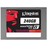 """240GB Kingston SSDNow V+ 200 Kit 2.5"""" (6.4cm) SATA 6Gb/s MLC asynchron (SVP200S3B/240G)"""