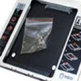Terra MOBILE Einbaurahmen für 2.HDD / SSD