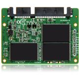 "32GB Transcend Half-Slim II 1.8"" (4.6cm) SATA 3Gb/s MLC asynchron (TS32GHSD310)"