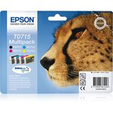 EPSON TINTENPATRONE RAINBOW PACK 23,9ML BLISTER+ALARM RADIOFREQUENZ