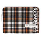 "Golla Sleeve Glasgow G1307 für MacBook, Displaygr. bis 34 cm (13,3""), Kariert"