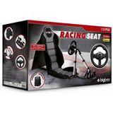 bigben Interactive GmbH Racing Seat 2 PC / PS3 / PS2 - Rennsitz mit RF-Lenkrad