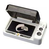 Audioline amplicomms Trocknungsbox DRY BOX DB100plus mit