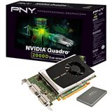 1GB PNY Quadro 2000D inkl. 240GB PNY SSD Aktiv PCIe 2.0 x16 (Retail)