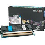 LEXMARK TONER LASER CYAN 1.500 SEITEN C/530/530DN